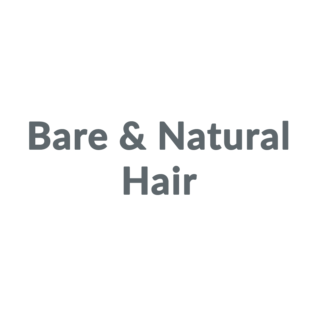 Bare & Natural Hair promo codes