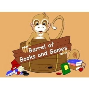 Barrel of Books and Games promo codes