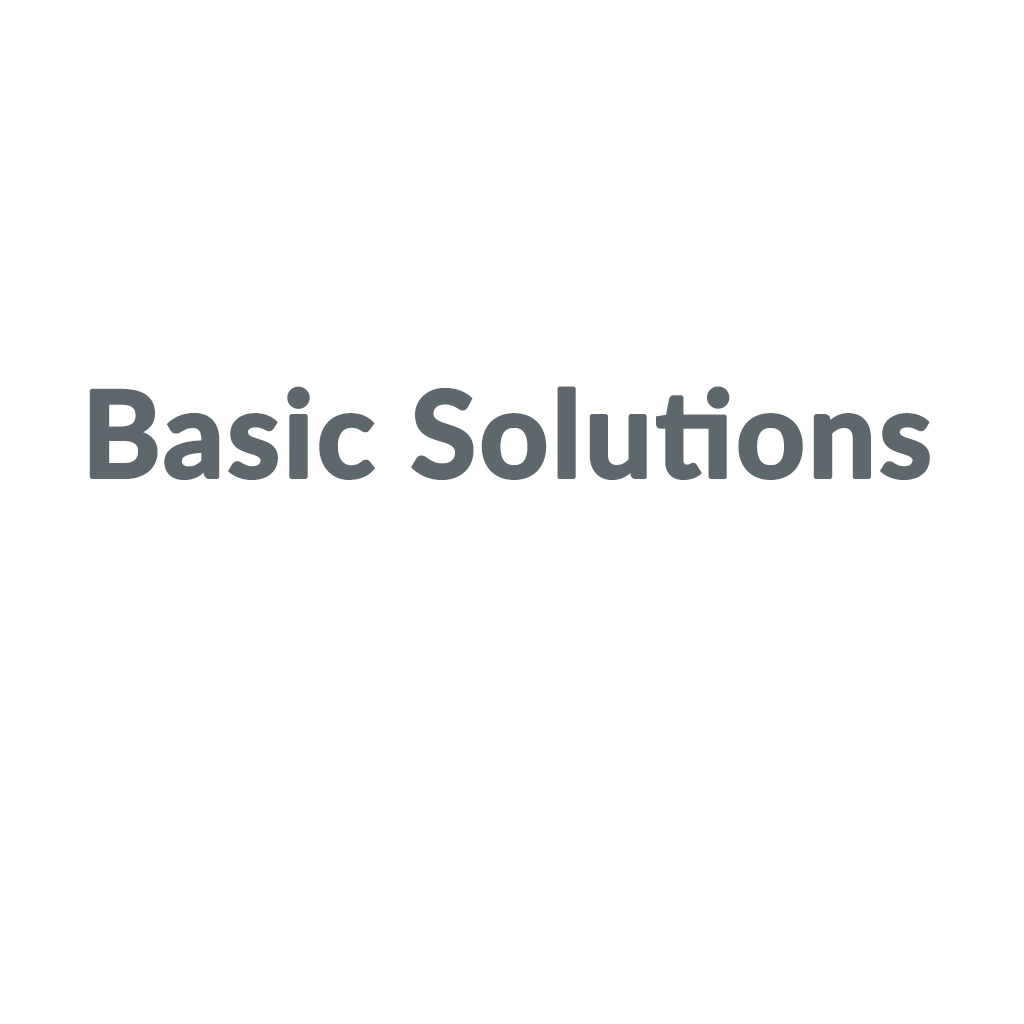 Basic Solutions promo codes