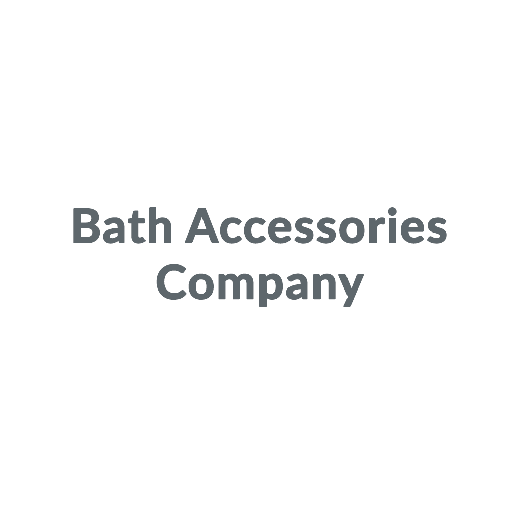 Bath Accessories Company promo codes