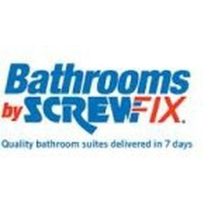 Bathrroms by ScrewFix promo codes