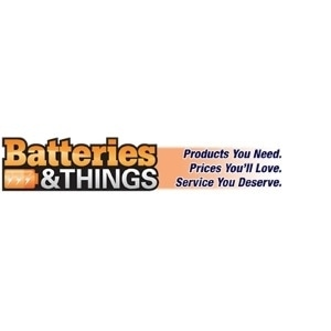 Batteries and Things promo codes