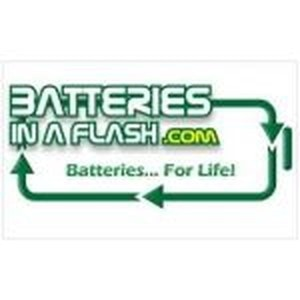 Batteries In A Flash promo codes