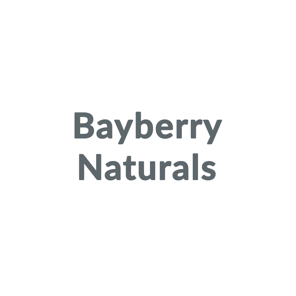 Bayberry Naturals promo codes