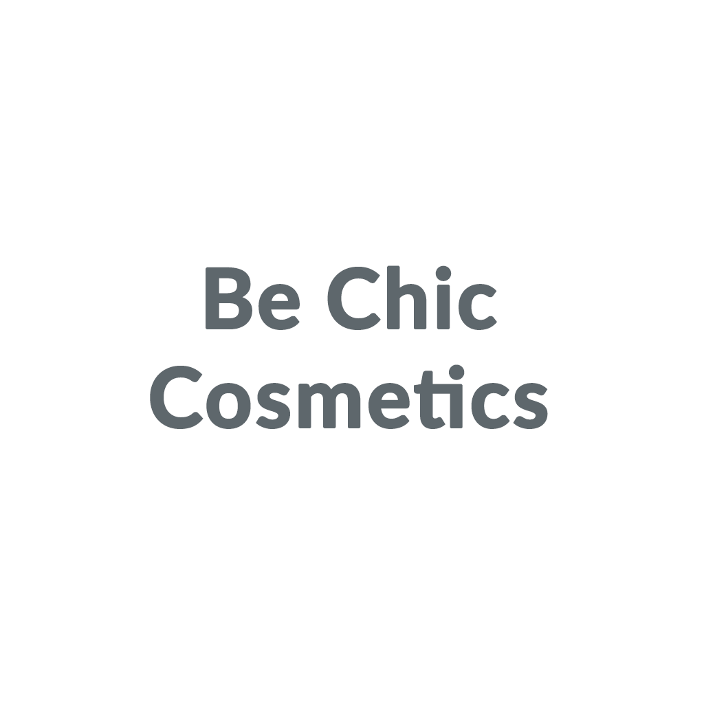 Be Chic Cosmetics promo codes
