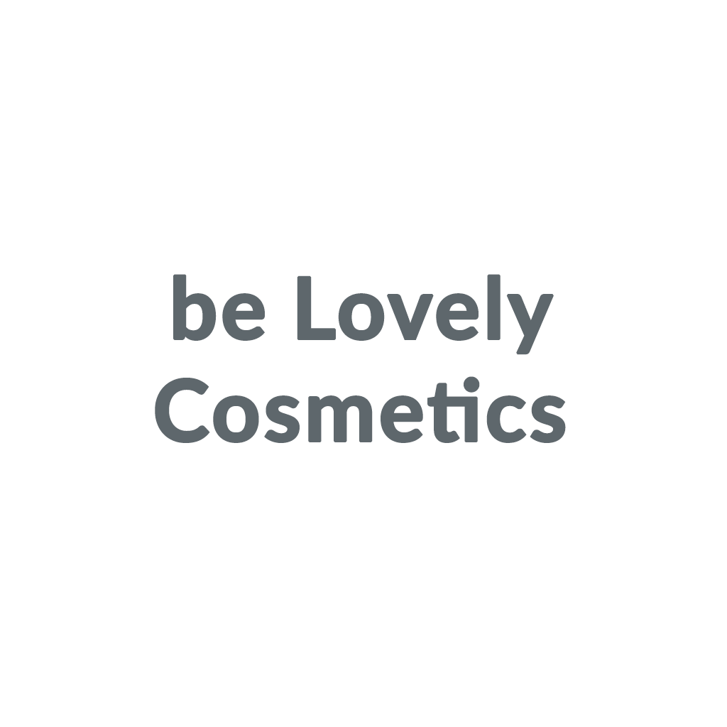 be Lovely Cosmetics promo codes