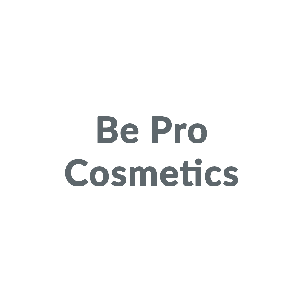 Be Pro Cosmetics promo codes