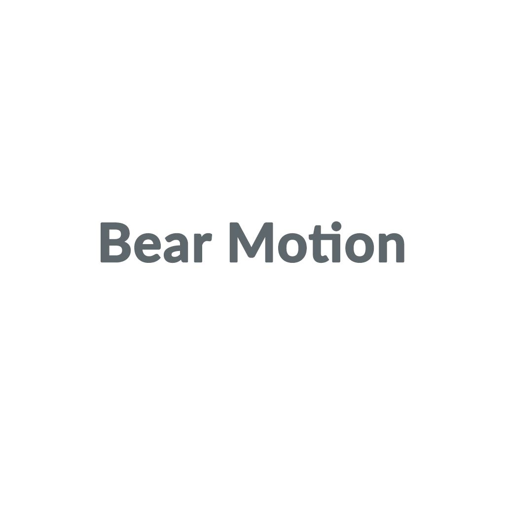 Bear Motion promo codes