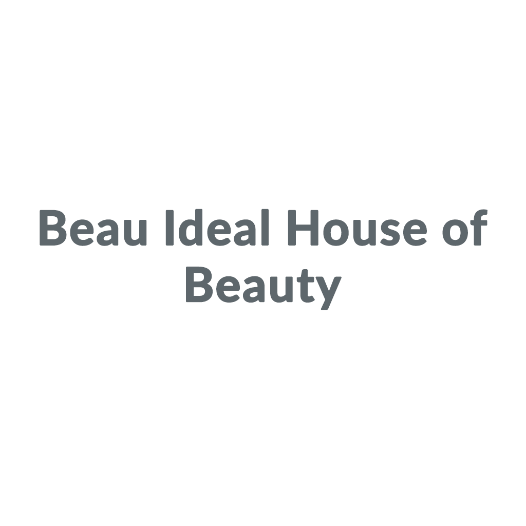 Beau Ideal House of Beauty promo codes