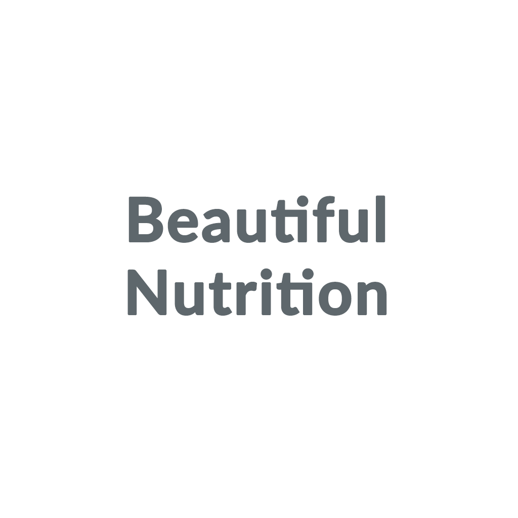 Beautiful Nutrition promo codes