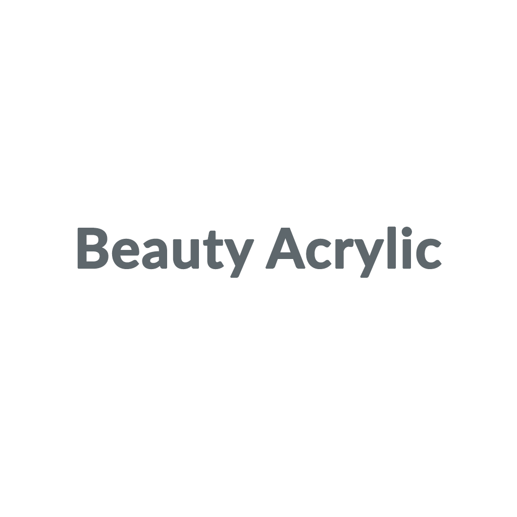 Beauty Acrylic promo codes