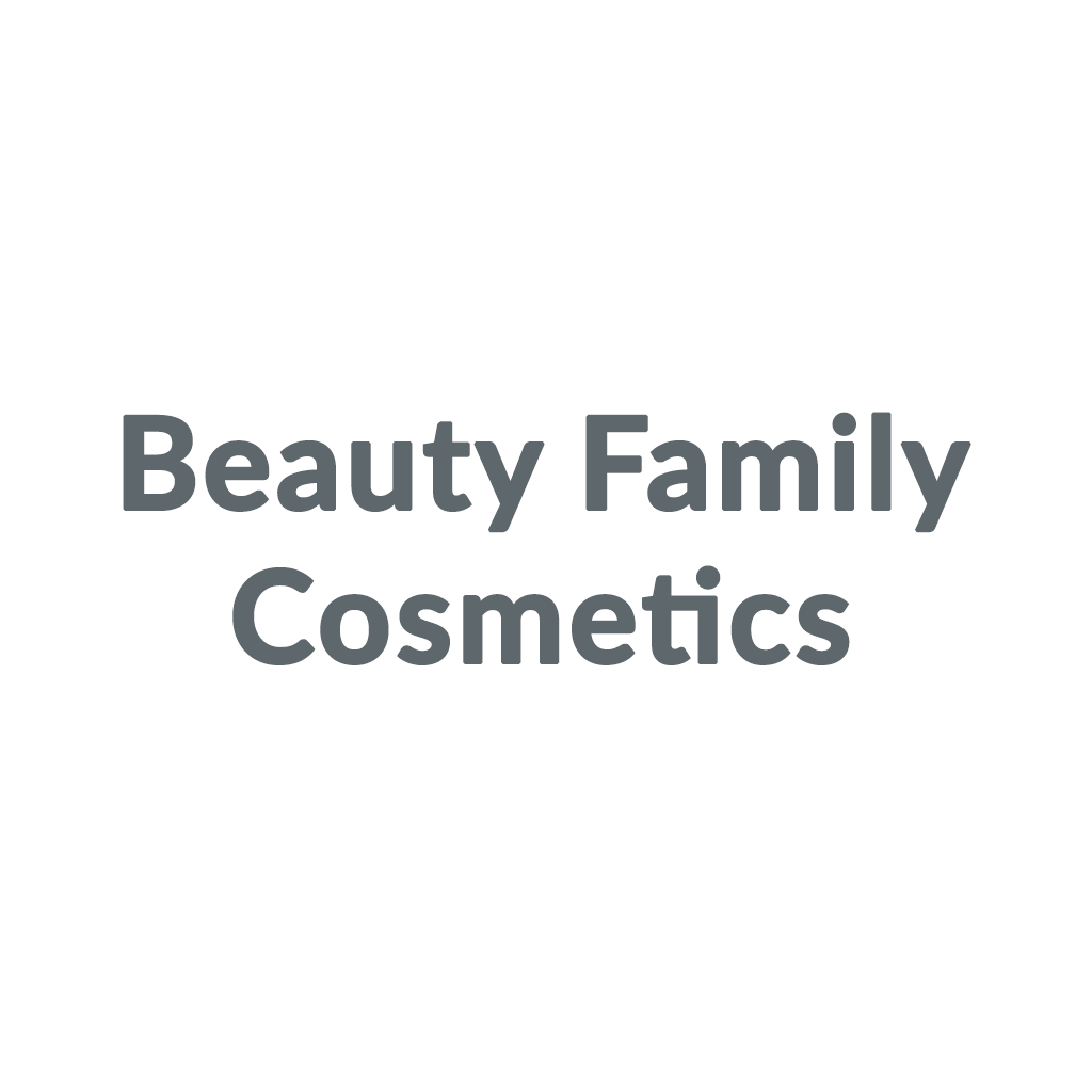 Beauty Family Cosmetics promo codes