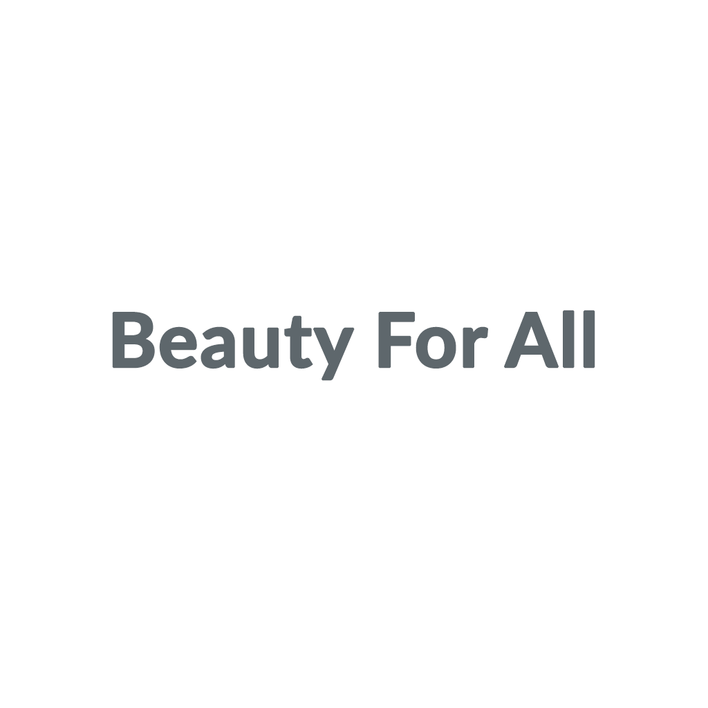 Beauty For All promo codes