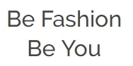 Be Fashion Be You promo codes
