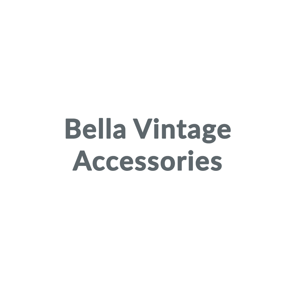 Bella Vintage Accessories promo codes