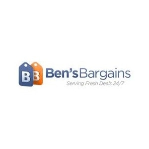 Ben's Bargains promo codes