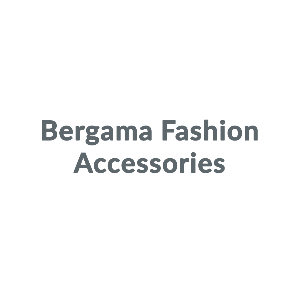 Bergama Fashion Accessories promo codes