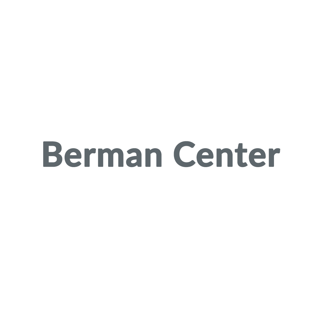 Berman Center promo codes