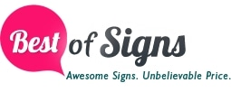 Best of Signs promo codes