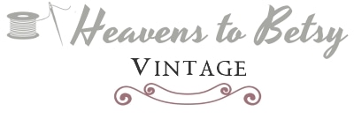 Heavens To Betsy Vintage promo codes