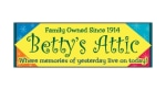 Betty's Attic promo code