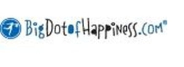 Welcome to Big Dot of Happiness! At Big Dot, you are our boss & your satisfaction is our success! Every item we sell comes with a % satisfaction guarantee. We pride ourselves in creating high-quality, unique and original products.