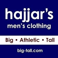 Hajjar's Big & Tall Mens Clothing promo codes