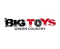 Big Toys Green Country promo codes