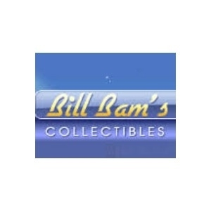 Bill Bam's Collectibles promo codes
