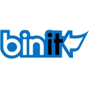 Bin-It promo codes