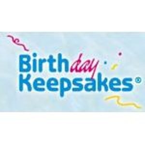Birthday Keepsakes Promo Codes