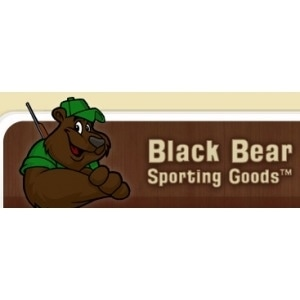 Black Bear Sporting Goods promo codes