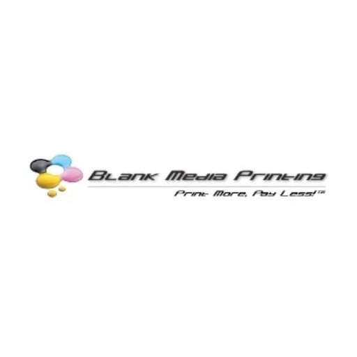 50% off blankmediaprinting coupons | 2018 promo code