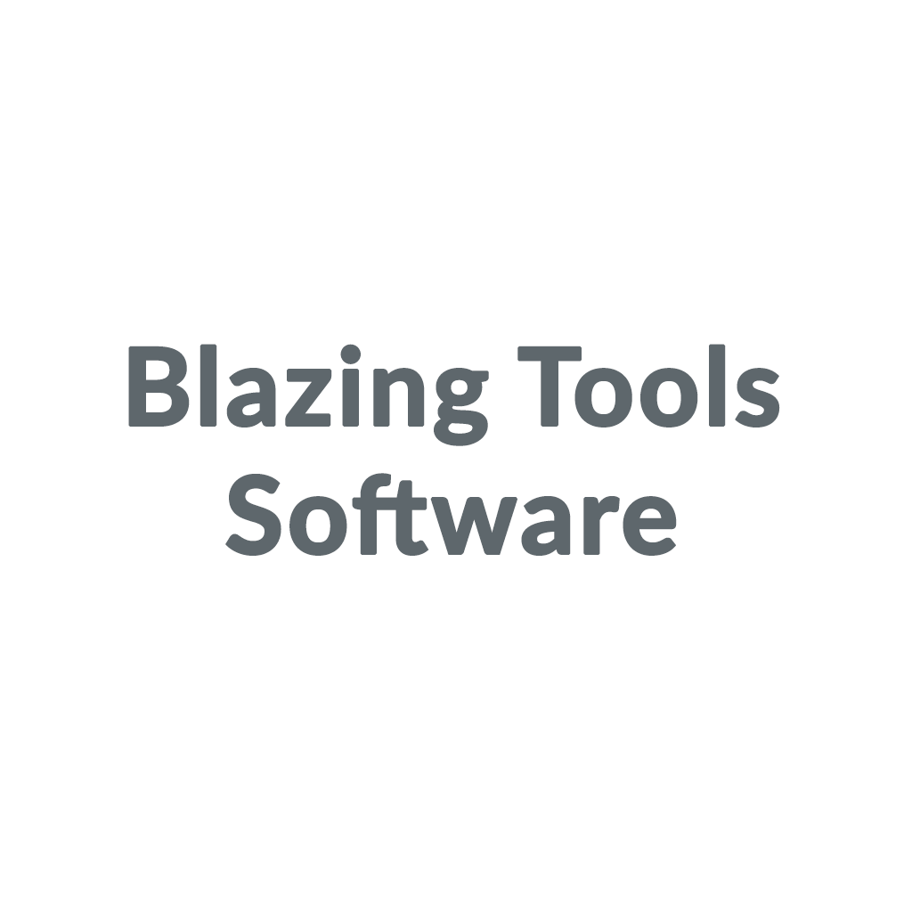 Blazing Tools Software