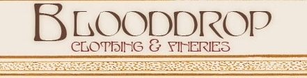 Blooddrop Clothing & Fineries promo codes