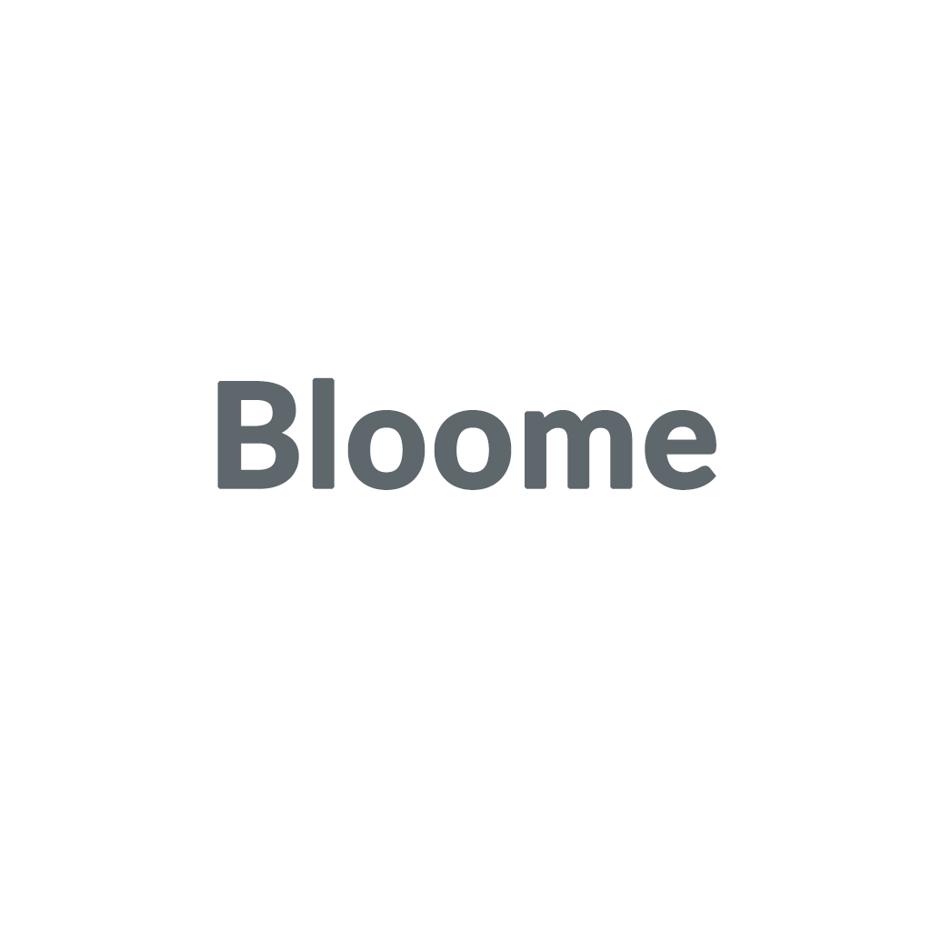 Bloome promo codes