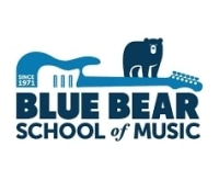 Blue Bear School of Music promo codes