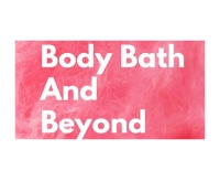 Body Bath And Beyond promo codes