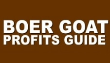 Boer Goat Profits Guide promo codes