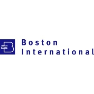 Boston International promo codes