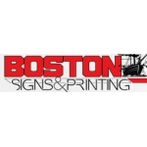 Boston Signs & Printing promo codes