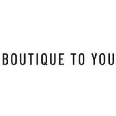 Boutique To You promo codes