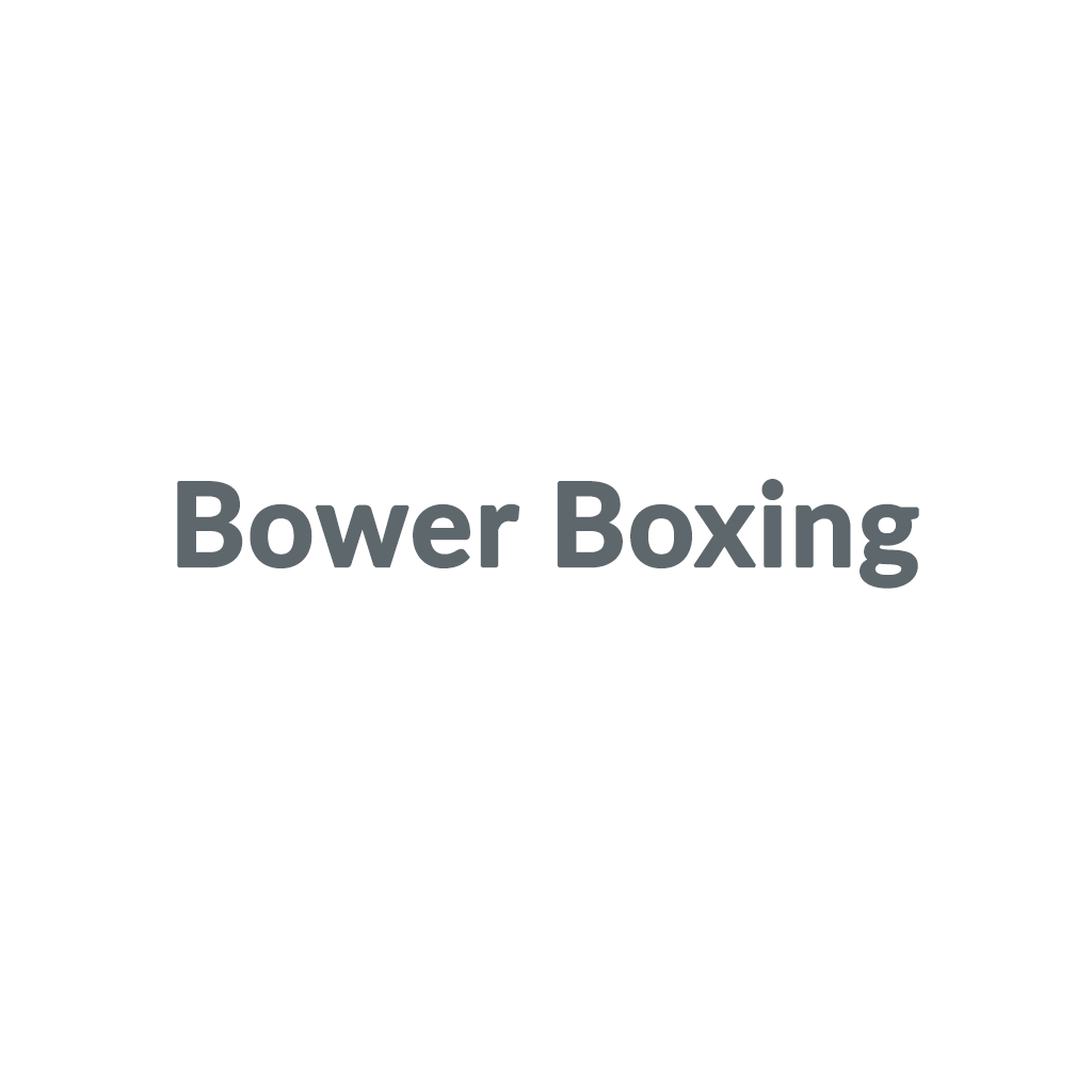 Bower Boxing promo codes