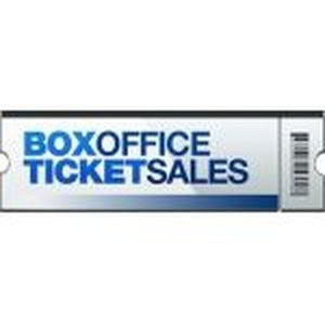 Box Office Ticket Sales promo codes