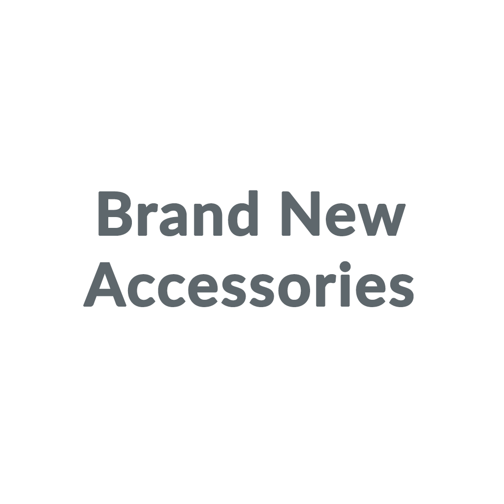 Brand New Accessories promo codes