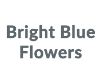 Bright Blue Flowers promo codes