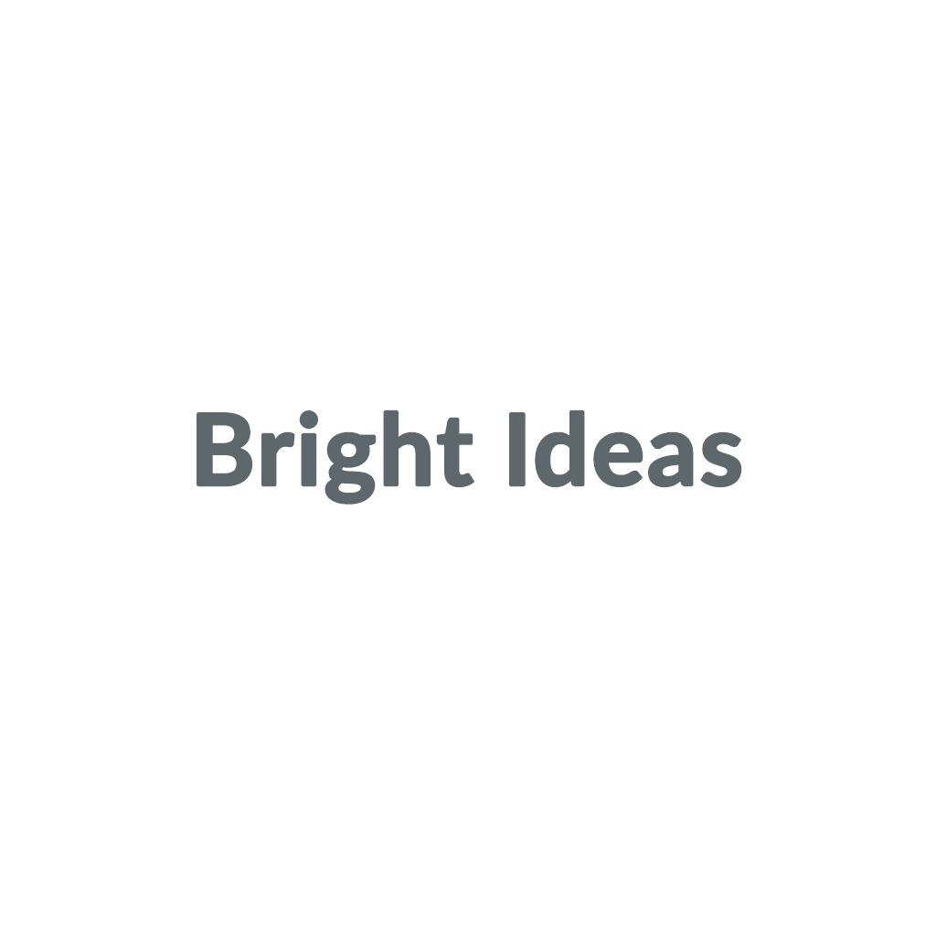 Bright Ideas promo codes