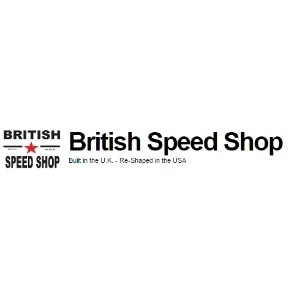 British Speed Shop promo codes