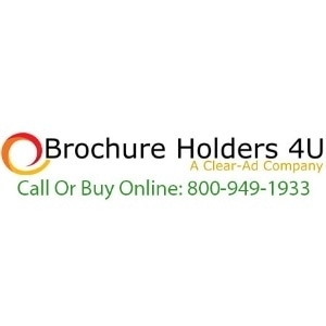 Brochureholders4u promo codes