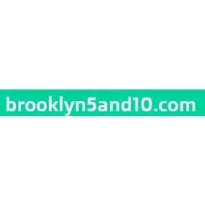 Brooklyn5and10 promo codes